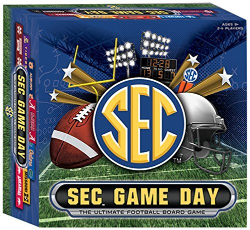Fremont Die SEC Game Day: The Ultimate Football Board Game (Renewed) (Sec Football Board Game)