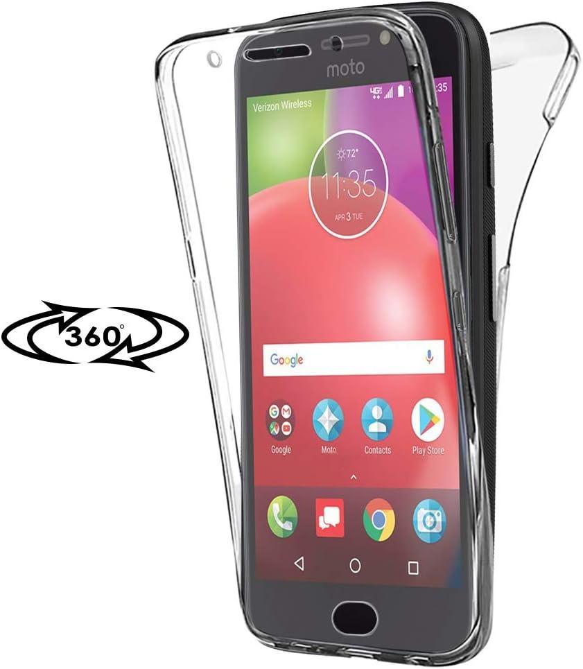 United Case Cubierta De 360 ??Grados para Motorola Moto G4 / G4 ...