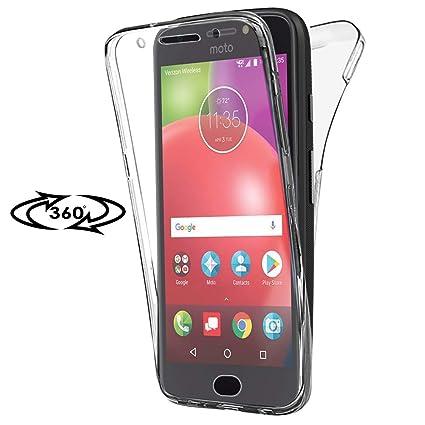United Case Cubierta De 360 ??Grados para Motorola Moto G4 ...