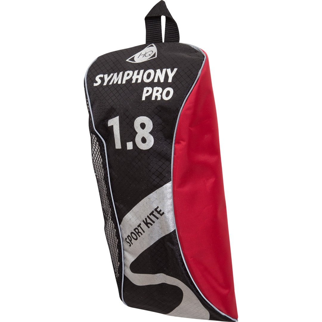 HQ Kites Symphony Beach III 2Stunt Kite 87'' Dual - Line Sport Kite, Color: Rainbow - Active Outdoor Fun for Ages 14 & Up by HQ Kites and Design (Image #3)