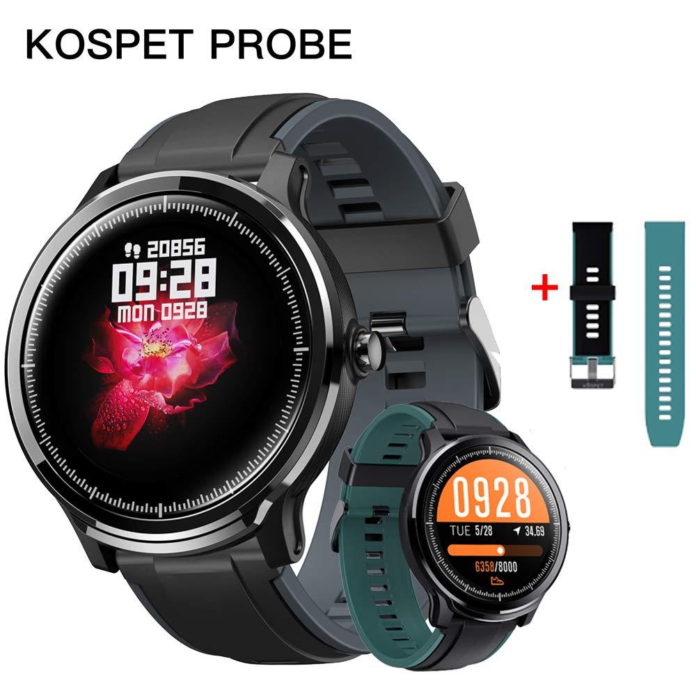 Kospet Probe Smartwatch IP68 Resistente al Agua Bluetooth Fitness ...