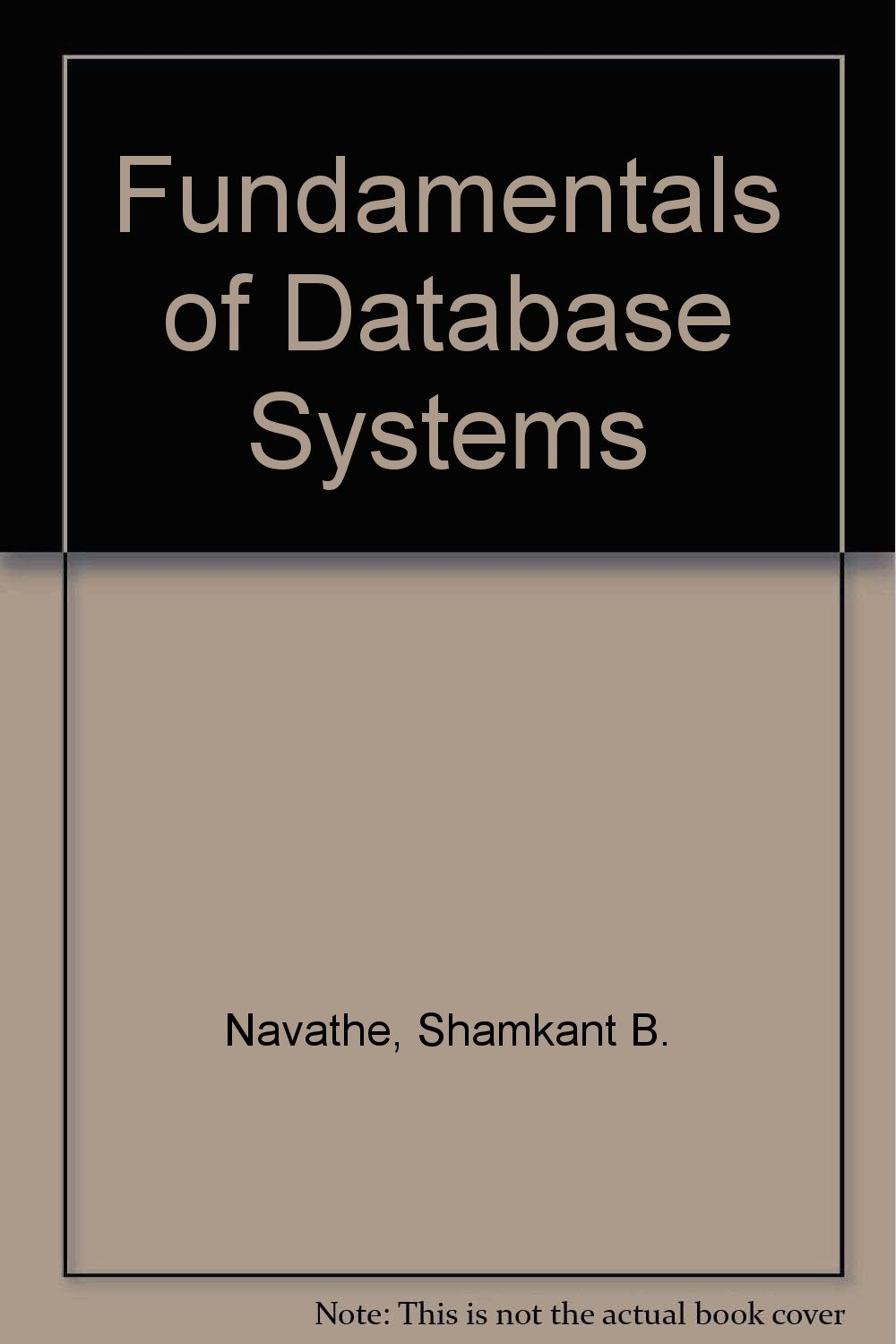 Fundamentals of Database Systems (3rd Edition)
