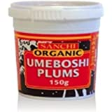 Sanchi Org Umeboshi Plums 150 g (order 6 for trade outer)