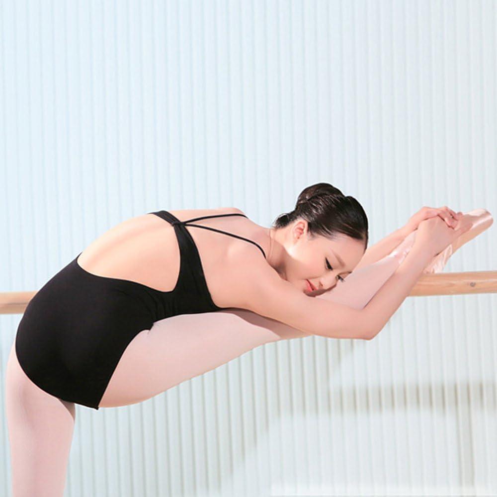 BOZEVON Femmes Ballet Extensible Danse Justaucorps Danse Porter Gymnastique Justaucorps
