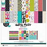 Illustrated Faith Collection Kit 12X12-Bright & Brave by Bella Blvd