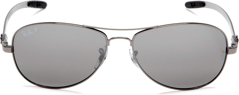 Ray-Ban Carbon Fibre Gafas de sol para Hombre