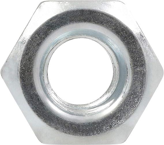 The Hillman Group 829761 5//16-24 Stainless Steel Nylon Insert Locknut 50-Pack