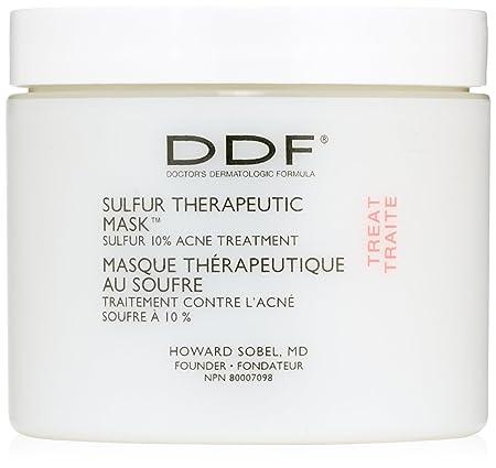DDF Sulfur Therapeutic Mask, 4 Oz.