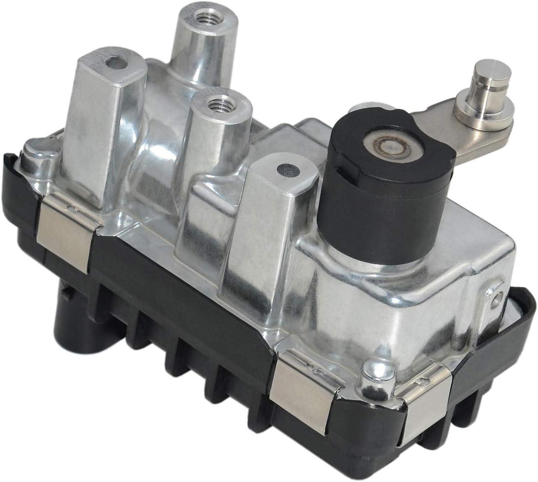 CUHAWUDBA G-277 G-219 Turbocompresor de actuador el/éctrico Turbo para Mercedes para Sprinter para Cherokee Part 6NW008412 6NW009420