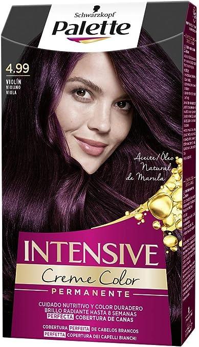 Palette Intense - Tono 4.99 Violín - Coloración Permanente ...