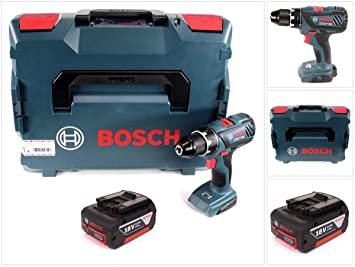 Bosch Professional GSR 18V-28 - Taladro atornillador ...
