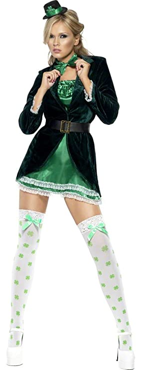 Desconocido Disfraz de irlandesa sexy ideal para Saint Patrick ...