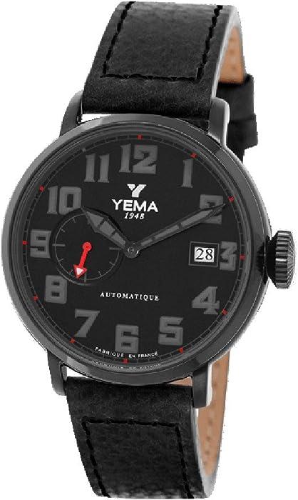 Montre Yema Yeau Noire 0143aaMontres Homme SpGzqMVU