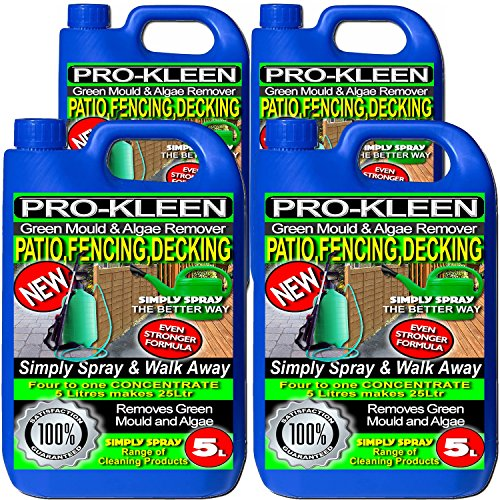 Pro-Kleen Simply Spray and Walk Away Concentrate Patio - Fencing - Decking...