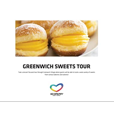 Greenwich Sweets Tour in New York Experience Gift Card NYC - GO DREAM - Sent in a Gift Package