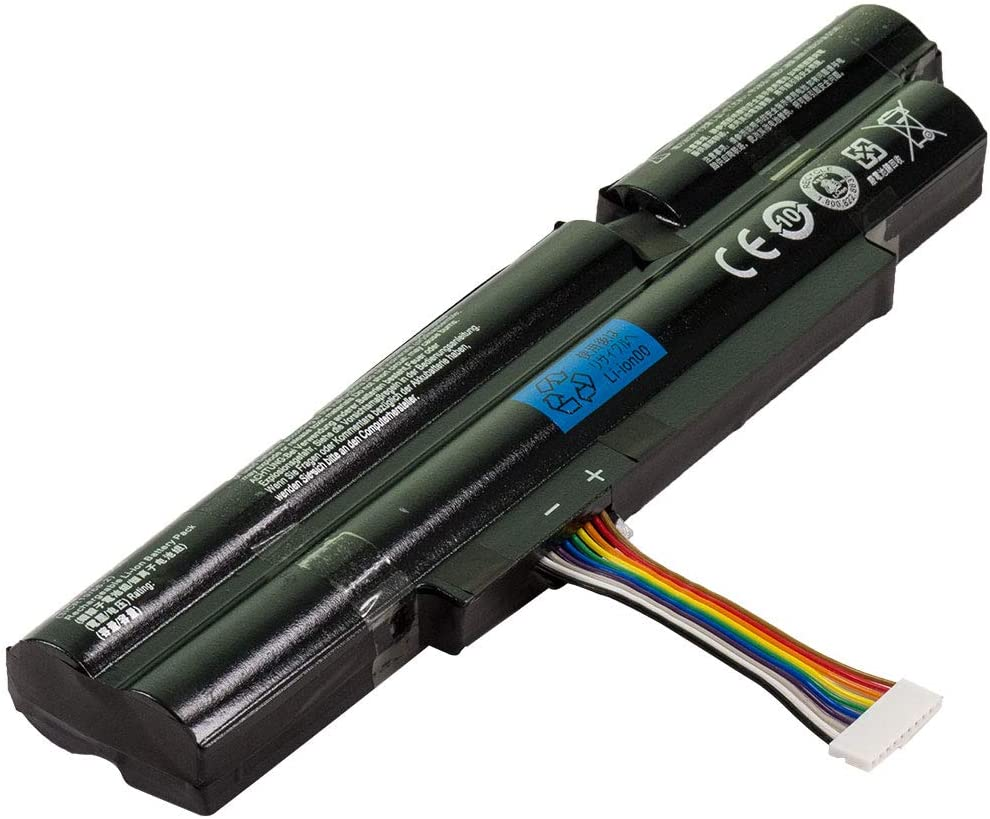 Battpit Laptop Battery Replacement for Acer Aspire TimelineX 5830TG 5830T 4830TG-2413G75MNBB 5830TG-2628G12MNBB 4830TG-2624G75MN 3830TG-2312G50NBB 5830T-6862 Notebook Batteries 11.1 V 4400 mAh / 48Wh