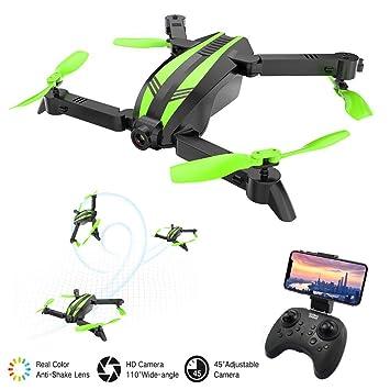 MROSW Quadcopter Mini Drones Talon Cessna Cámara Gran ...