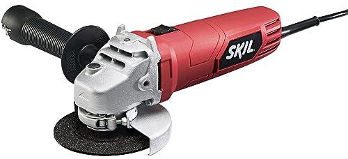 SKIL 9295-01 6.0 Amp 4-1 2-Inch Angle Grinder