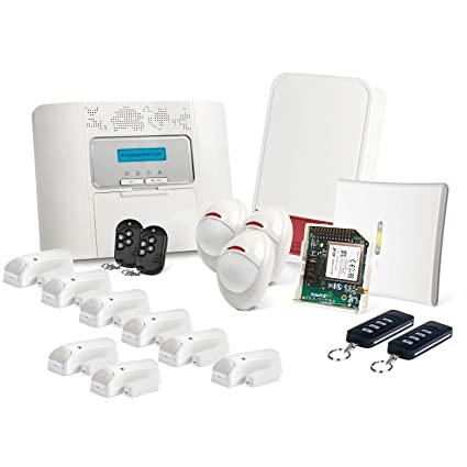 Visonic - Alarma inalámbrica gsm Powermaster 30 - Kit 03 ...