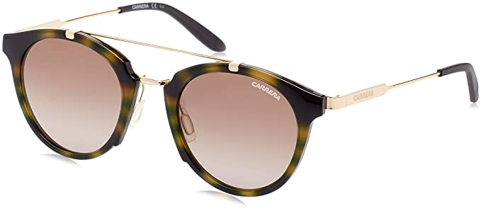 23cd439550 Image Unavailable. Image not available for. Colour  Carrera Gradient Oval  Unisex Sunglasses - (CARRERA 126 S ...