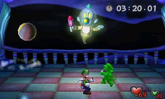 Luigis Mansion 3DS: Amazon.es: Videojuegos