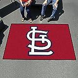 Fan Mats 20337 MLB - St. Louis Cardinals 5' x 8' Ulti-Mat