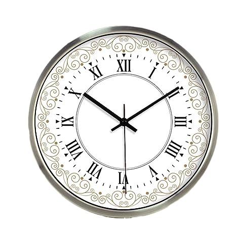 ZWD Tienda de ropa Reloj de pared, Salón de billar Tienda de ...