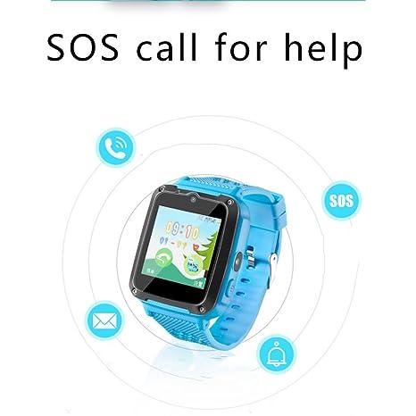 Los Niños Reloj Inteligente GPS Smartwatch Para Niños Reloj Infantil Pulsera Inteligente Rastreador De Pulsera ,