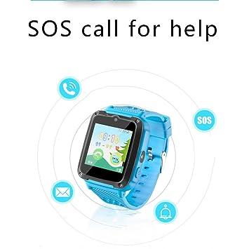Los Niños Reloj Inteligente GPS Smartwatch Para Niños Reloj ...