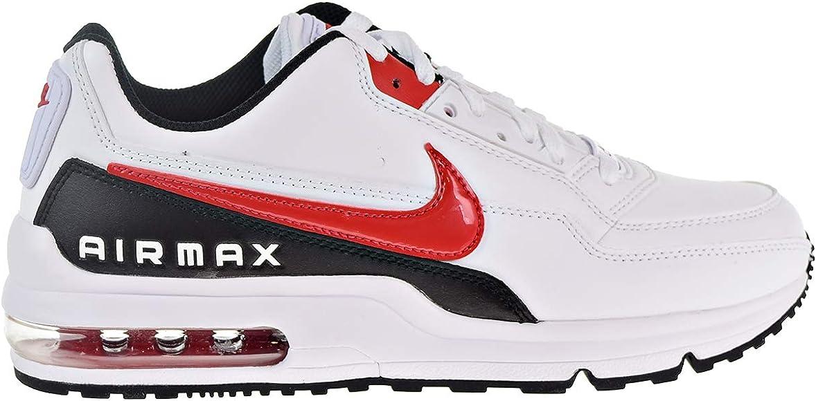 nike air max ltd 3 black and red