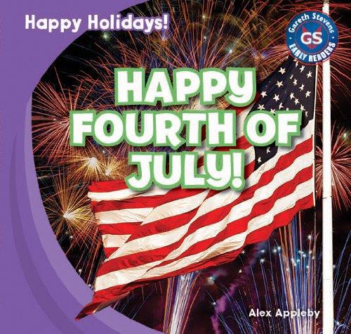 Download Happy Fourth of July! (Happy Holidays!) pdf epub