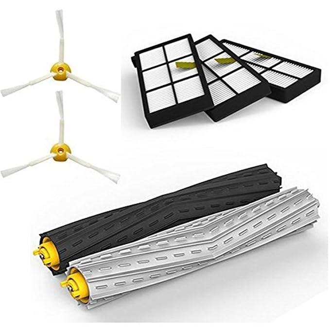 Malloom Repuesto Kits para iRobot Roomba 800//900 serie vac/ío Robots de limpieza