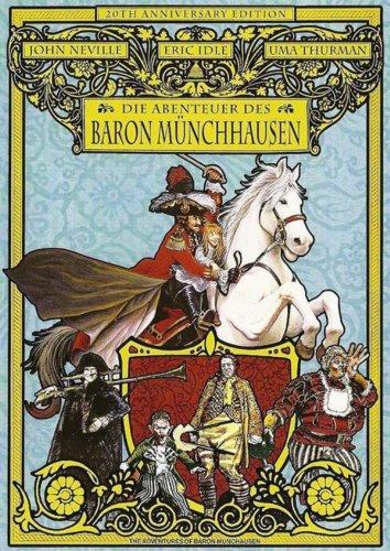 Die Abenteuer des Baron Münchhausen Film
