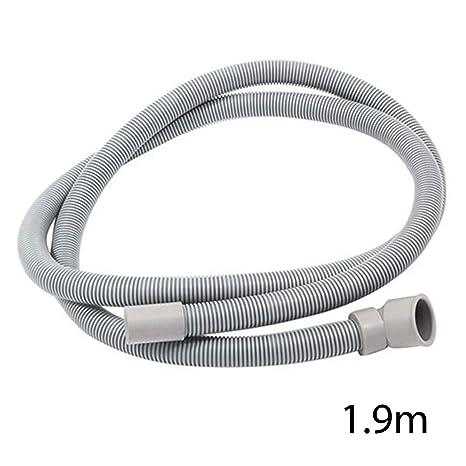 Spares2go - Manguera de desagüe para lavavajillas SMEG (1,9 m ...