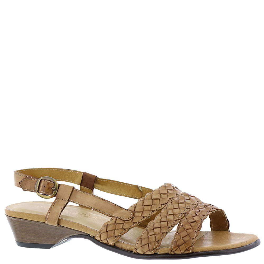 David Tate Bellissima Women's Sandal B071D4C13K 10 D US|Natural