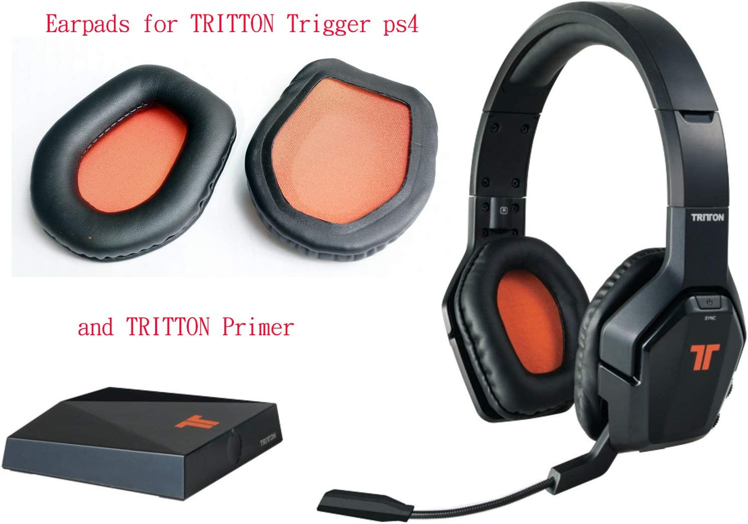 10 Pieces New Genuine TRITTON Detonator Stereo Headset For Xbox 360 by Mad Catz