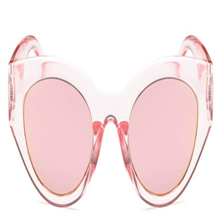 Amazon.com: Gafas de sol para mujer, diseño de ojo de gato ...