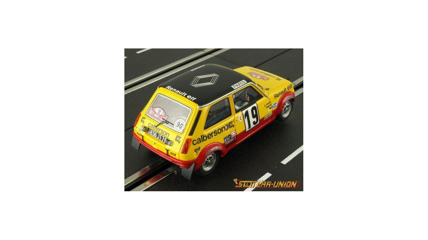 LE MANS miniatures Renault 5 Alpine Gr2 n°19 Rallye Monte-Carlo 1978: Amazon.es: Juguetes y juegos