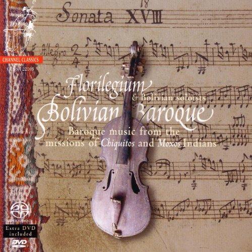 Bolivian Baroque vol. 1