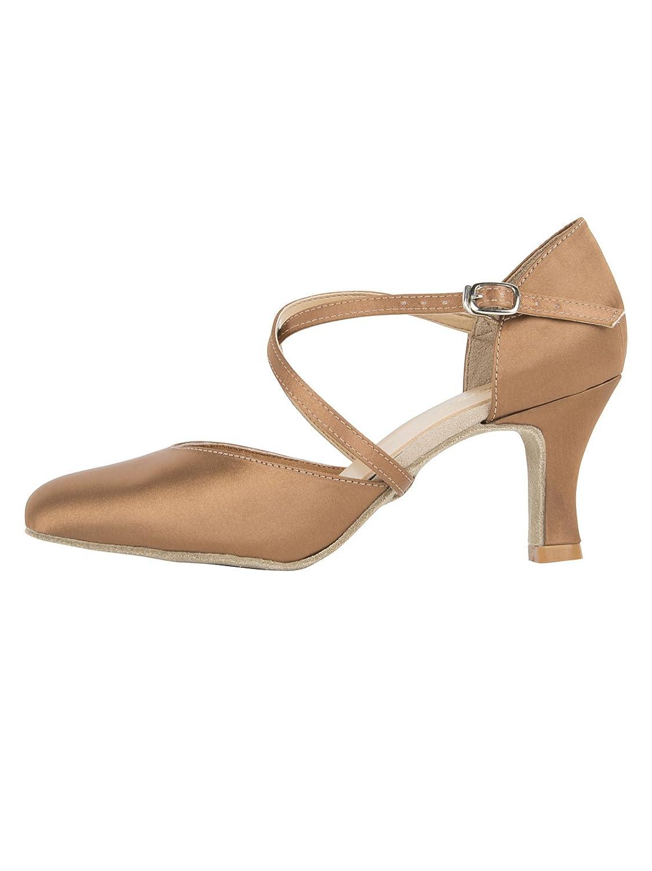 Zapatos baile mujer cómodos y elegantes con tiras cruzadas de So Danca