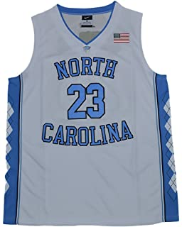 jscdgg Amazon.com : Nike North Carolina Tar Heels (UNC) #23 Michael