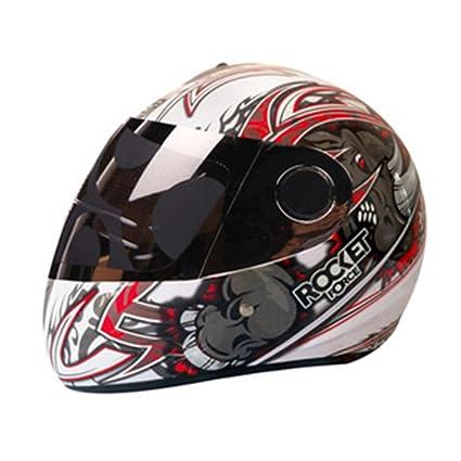 Casco, Casco Personalizado, Casco de Moto Casco de Carreras, Cuatro Estaciones, 3