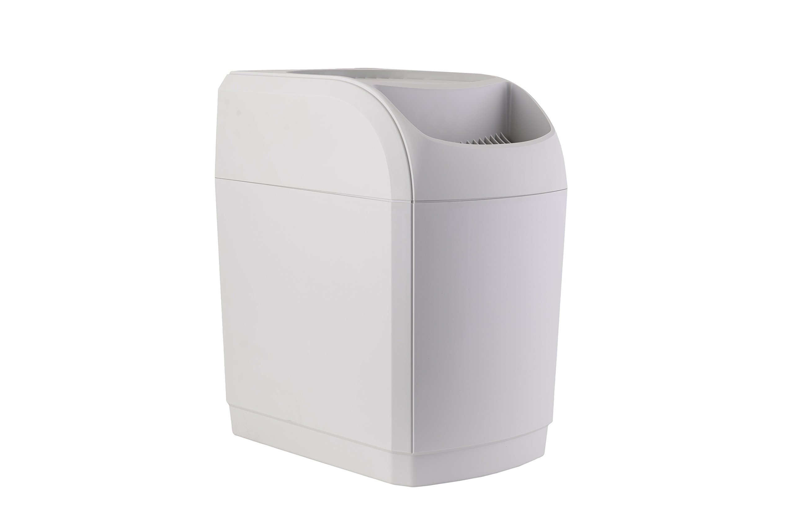 AIRCARE 826000 Space-Saver, White SpaceSaver Evaporative Humidifier for 2300 sq. ft, by AIRCARE