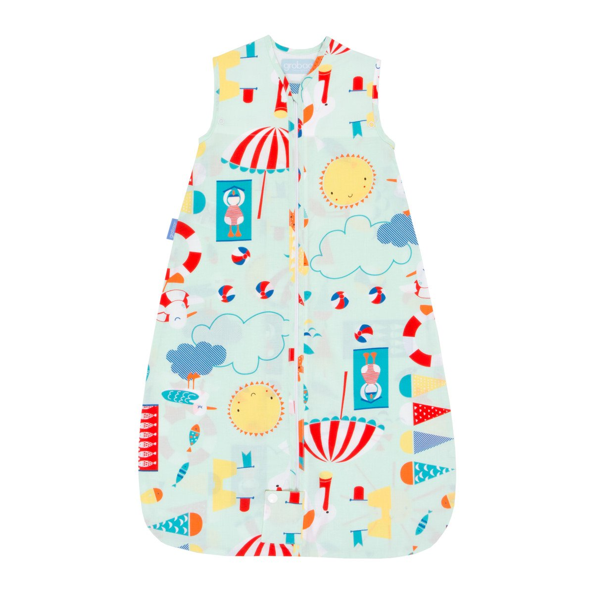 Anorak Grobag Rolling Hills Bag (2.5 tog, 18 - 36 Months) Anorak by Grobag AAA3160