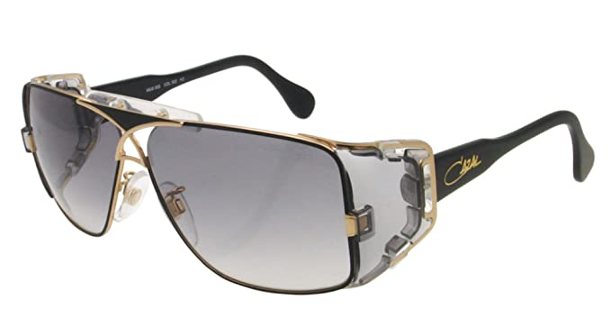 209fd85f605 Cazal Sunglasses CZ 955 BLACK 302 CZ955  Amazon.co.uk  Clothing
