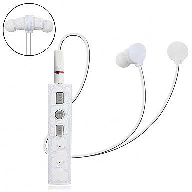 myways Crack 4.2 Bluetooth auriculares estéreo inalámbrico auriculares deporte magnético apoyo Control cámara con micrófono