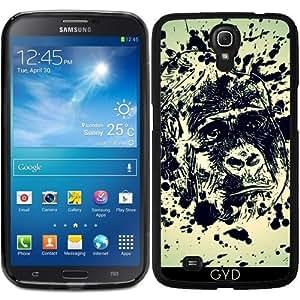 Funda para Samsung Galaxy Mega 6.3 GT-I9205 - Gorila Salpicaduras by WonderfulDreamPicture