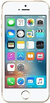 Apple iPhone SE - Smartphone Libre iOS (4G, Pantalla 4