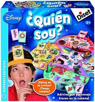 Diset 46522 - ¿Quién Soy? Disney: Amazon.es: Juguetes y juegos