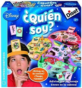 Diset 46522 Quien Soy Disney Amazon Es Juguetes Y Juegos